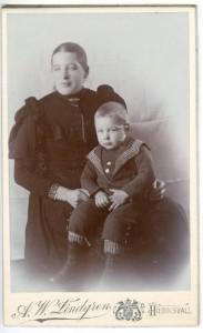 A.W. Lindgren visitkort Hudiksvall (PF127106).