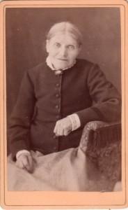J. F. Schalin visitkort Hudiksvall (PF125111