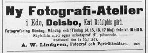 Hudiksvallsposten nr 57 den 14 maj 1898