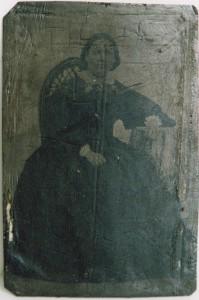 Pannotyp, 95 x 65 mm (Hälsinglands Museum)