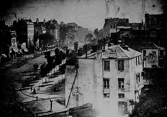 Daguerre 1838
