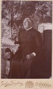 Johan Forsberg, Östavall (PF111016)