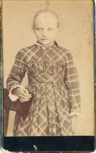 E.O. Redin visitkort, fram (P214_0008F).