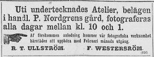 Helsingen den 30 december år 1864.