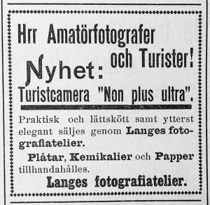 Söderhamns Tidning den 17 augusti 1896.