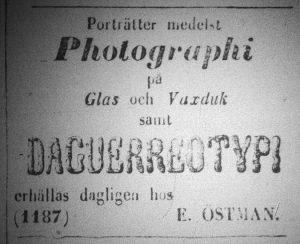 Norrlandsposten den 2 juli 1857.